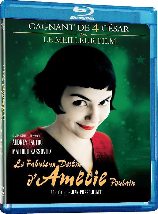 五月经典法国8.4分喜剧奇幻片《天使爱美丽》BD法语中字